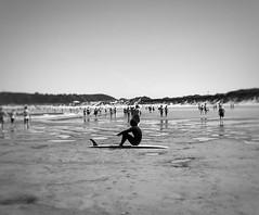 """""""Todo hombre no vive más que por lo que espera"""" (coralpin) Tags: iphonex sport surfing mar playa shot landscape seaview skyline sky sea verano summer surf spain beach asturias salinas"""