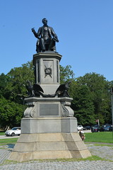 Philadelphia, PA - Fairmount Park East - Abraham Lincoln (jrozwado) Tags: northamerica usa pennsylvania philadelphia fairmountpark park statue monument abrahamlincoln