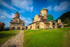 Gelati Academy and Monastery in Kutaisi, Georgia (CamelKW) Tags: georgia june2017 gelatiacademyandmonastery kutaisi