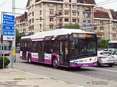 Solaris Urbino IV 12 - CTP 202 (Pi Eye) Tags: bus autobus cuj ctp ratuc solaris urbino urbino12 electric