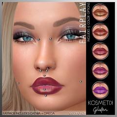 .kosmetik Lip Applier - Glisten Fairplay (.kosmetik) Tags: kosmetik catwa omega newrelease lipstick