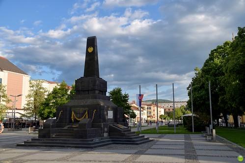 SNP Monument