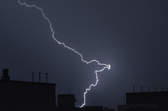 Electricity (★Aymerich★) Tags: electricity electricidad rayo lightning storm thunderstorm thunderbolt aymerich sky relampago tormenta cielo noche