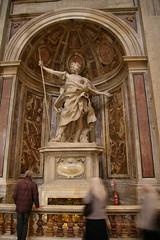 IMGP2081 (Maurizio Masini) Tags: roma rome rom vatican vaticano sanpietro statue saints
