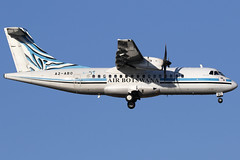 A2-ABO 15062018 (Tristar1011) Tags: faor jnb johannesburg ortambo airbotswana atr atr42500 okavango at45 a2abo