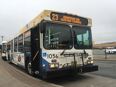 Soon To Be The 123 Express (The Halifax Transit Fan!) Tags: hfxtransit1056 hfxtransitroute23 mumfordterminal mumfordbusterminal busphotography buspicture busphoto bus halifaxtransit hfxtransit newflyerbuses newflyerbus newflyerindustries newflyerd40lf newflyer canadiantransit publictransit transit canadianpublictransit