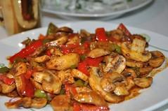 Kırmızı Biberli Tavuk Yemeği Tarifi (nasil_yapilir) Tags: recipe recipes tarif tarifler tavuk chicken