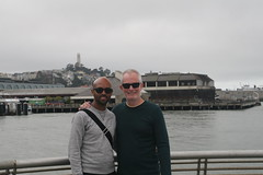 IMG_6312 (willsonworld) Tags: jose difi feinstein dan san francisco california ca calif bay embarcadero city hall statue 2014