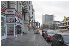 Joachimsthaler Straße (epha) Tags: berlin charlottenburg citywest allianz