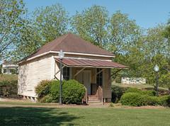 Heritage Park - McDonough Library (Neal3K) Tags: henrycountyga georgia heritagepark mcdonoughga