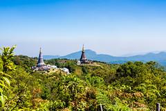 Doi Inthanon National Park (grand Yann) Tags: architecture chiangmai paysage temple thailand thaïlande landscape montagne mountain tambonbanluang changwatchiangmai