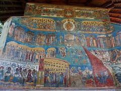 Judgement (rgrant_97) Tags: nia bucovina monastery voronets frescoes blue