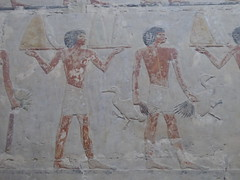 Tomb of Ti, Saqqara (Aidan McRae Thomson) Tags: saqqara tomb carving relief ancient egypt egyptian ti