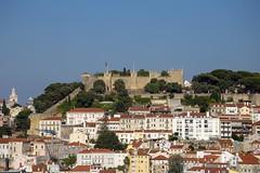 Castelo de S. Jorge 8895 (gunnar.berenmark) Tags: lisboa lisbon lissabon portugal city urban view castelodesjorge castle borg