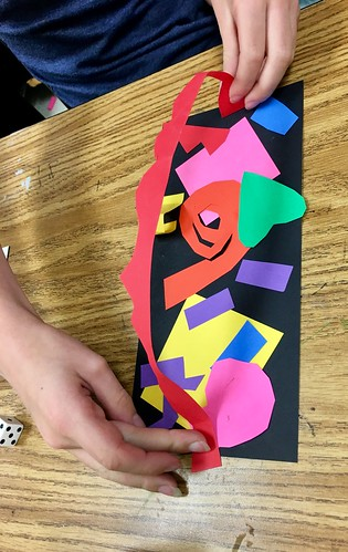 """2nd grade Matisse Cutouts • <a style=""""font-size:0.8em;"""" href=""""http://www.flickr.com/photos/57802765@N07/43775683311/"""" target=""""_blank"""">View on Flickr</a>"""