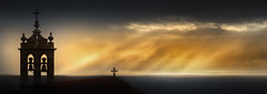 Santo Hadrian do Mar (Feans) Tags: sony a7r a7rii ii fe 24105 malpica costa da morte santo hadrian do mar santuario capela galiza galicia mencer sunrise