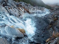 The Cascades (blue polaris) Tags: new zealand tongariro national park round the mountain track cascade water waterfall hiking landscape mt ruapehu