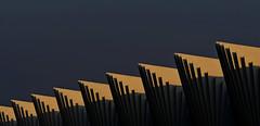 Diagonali Geometriche (gaddi_luca) Tags: calatrava stazione luceradente contrasto geometrie bianco reggioemilia architettura