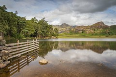 Blea Tarn (Rich Walker Photography) Tags: reflections reflection clouds cloud sky england eos80d canon landscapephotography landscapes landscape cumbria valley mountains mountain water lake nationaltrust bleatarn lakedistrict