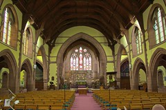 St.Pauls Interior (TERRY KEARNEY) Tags: colwynbay northwales interiordesign architecture buildingsarchitecture buildingstructure interior arch aisle seat stpaulscolwynbay window stpaulschurch church canoneos1dmarkiv cathedrals daylight day explore europe kearney landscape oneterry outdoor terrykearney indoor wales 2018 building ceiling