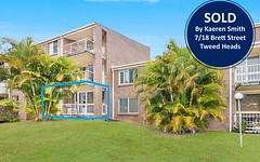 7/18 Brett Street, Tweed Heads NSW