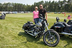 2018 Dream Ride - the bikers (ragged.scooper) Tags: connecticut farmington dreamrideexperience dreamride bikerally bikers bikes motorcycles motorcycleevent specialolympics summer2018