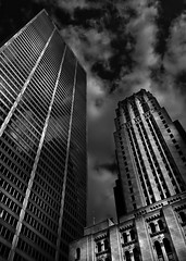 Commerce Court Courtyard View No 1 (thelearningcurvedotca) Tags: briancarson canada canadian commercecourt ontario thelearningcurvephotography toronto above abstract architecture background blackandwhite bnw buildings chrome city clouds concept construction design district downtown environment experimental exterior facade financial geometric glass high historic icon landmark light lines metal metallic minimal mirror modern monochrome office outdoors pattern perspective reflection sky skyscraper steel street structure texture tower urban wall window absolutearchitecture awardflickrbest bwartaward bwmaniacv2 bej blackwhitephotos blackandwhiteonly blogtophoto bwemotions cans2s discoveryphotos iamcanadian linescurves noiretblanc torontoist true2bw theworldofarchitecture yourphototips