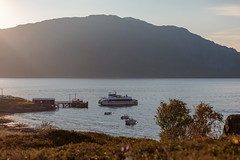 Ferry (doevos) Tags: finnmark norway no