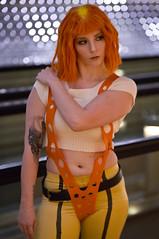 """Leeloo"" - DC Cosplay Photoshoots (dckellyphoto) Tags: leeloo thefifthelement cosplay cosplayer woman girl female costume nationalgalleryofart washingtondc districtofcolumbia 2018 canon6d portrait orange dccosplay"