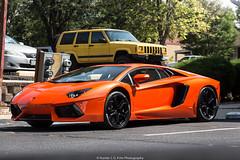 Aventador (Hunter J. G. Frim Photography) Tags: supercar colorado lamborghini coupe italian aventador awd v12 carbon green orange arancio verde ithaca verdeithaca lamborghiniaventador lamborghiniaventadorlp7004 photoshoot