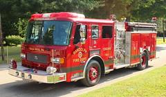 Randolph's pretty ALF (cheliman) Tags: alf randolph engine181 pumper fireengine fire firetruck parade titusville pa nwpa crawfordcounty oilheritage