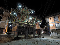 PC212506 (ernsttromp) Tags: nepal olympus omd em10 918mmf456 m43 microfourthirds mirrorless mft night street building temple hinduism hindu 2017 longexposure religion architecture mzuiko 4x3
