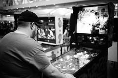 (cathoderaze) Tags: pittsburgh pinburgh replayfx architecture pinball arcade ilford ilfordfilm hp5 film blackandwhite expo tournament