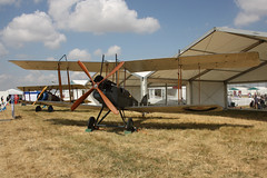 BE2 replica (Pentakrom) Tags: riat fairford 2018 royal aircraft factory be2 a2943 gcjzo