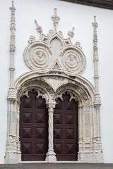 Portal (grasso.gino) Tags: azoren acores sãomiguel pontadelgada nikon d5200 kirche church sãosebastião tür portal doorway