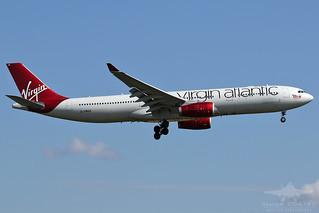G-VWAG A333 VIRGIN ATLANTIC