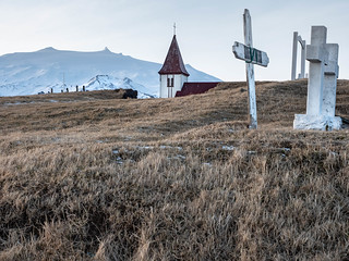 Hellnar church