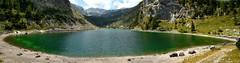 Krnsko jezero mit Blick auf den Berg Krn (Pixelkids) Tags: krnskojezero bergsee krnlake krnsee see berge alpen felsen wasser bergwelt landschaft natur naturpur slowenien europa nationalpark triglavnationalpark