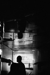 Singled Out 351.365 (ewitsoe) Tags: 50mm canoneos6dii cityscape ewitsoe polska street warszawa erikwitsoe poland summer urban warsaw monochrome blackandwhite bnw mono city finger pointing shadows silhouette