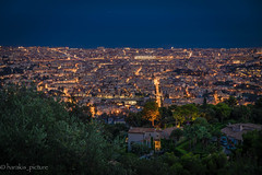 Night City (harakis picture) Tags: night cityscape france paca frenchriviera sony a7 contactgroups