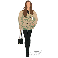 fashion_4_ (jobsclebson) Tags: fashion model outfit sketch clothing clothes