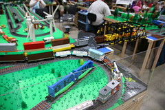 IMG_0487 (Cale Leiphart) Tags: nmra nationaltrainshow modelrailroad bmr brickmodelrailroader lego train rr railroad kansascity missouri oklug oklahomalug