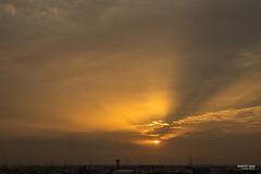 Sunsuet Aug2018 (TheBundit) Tags: sky sunset cloud color