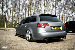 Audi A4 B7 on air (TimelessWorks) Tags: time less works timeless timelessworks tw auto car bil vehicle automobile automotive volvo swedish safe autox autocross track cone cones trackday racing race attack 850 t5 t4 d5 r t5r awd s60 v60 v70 v90 s70 s90 940 240 140 142 242 340 480 netherlands lelystad midlands circuit racecar becauseracecar c70 modified tuned aftermarket sunny summer spring day