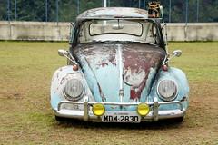 VW Sedan Fusca (Lavratti) Tags: vw sedan fusca rat rod rust safari windshield bug beetle