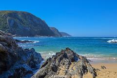 Tsitsikamma (wardkeijzer_107) Tags: sea zuidafrika southafrica waves beach sunlight bluesky azur landscape landschap zand