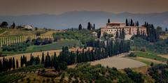 """Palazzo"" di Montalcino (Beppe Rijs) Tags: 2018 italien juli sommer toskana italy july summer tuscany"