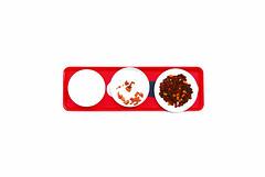 Le restaurant de chat (CJS*64) Tags: dinner dinnertime catfood petfood eat colour highkey cjs64 craigsunter cjs panasonic panasoniclx100 lx100 food