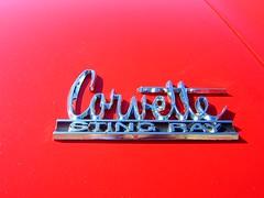 ~ Corvette Sting Ray * (John(cardwellpix)) Tags: sunday 5th august 2018 1966 chevy corvette stingray newlands corner guildford surrey uk 4619