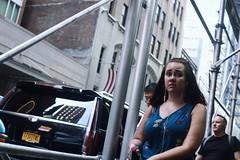 Worried (LolaKatt) Tags: newyork newyorkcity nyc ny color photography colorphotography streetphotography street people peoplephotography canon canonphotography canonrebelt6 2018 usa us unitedstates outside daytime larisakarr